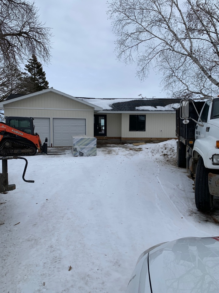 Bemidji, MN - Protect your investment from the harmful effects that rainwater can cause call Advantage Seamless Gutters today for a free estimate