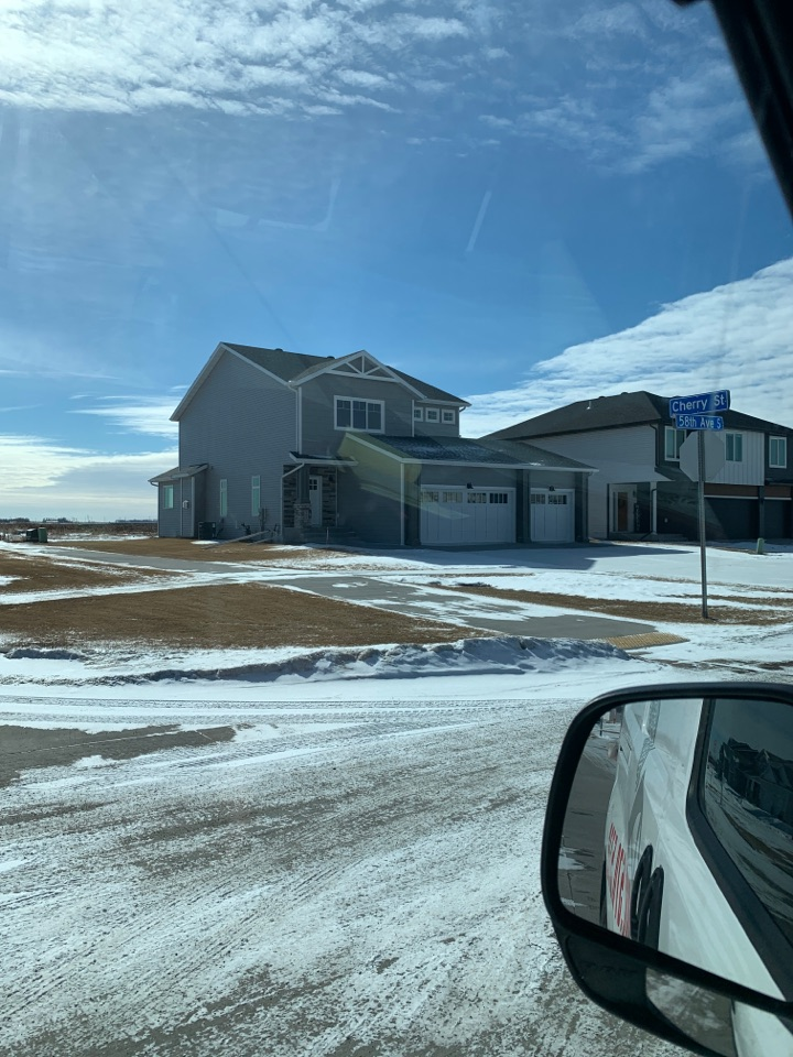 Grand Forks, ND - Protect your new home from the harmful affects the rain water can cause call Advantage Seamless Gutters today for a free estimate
