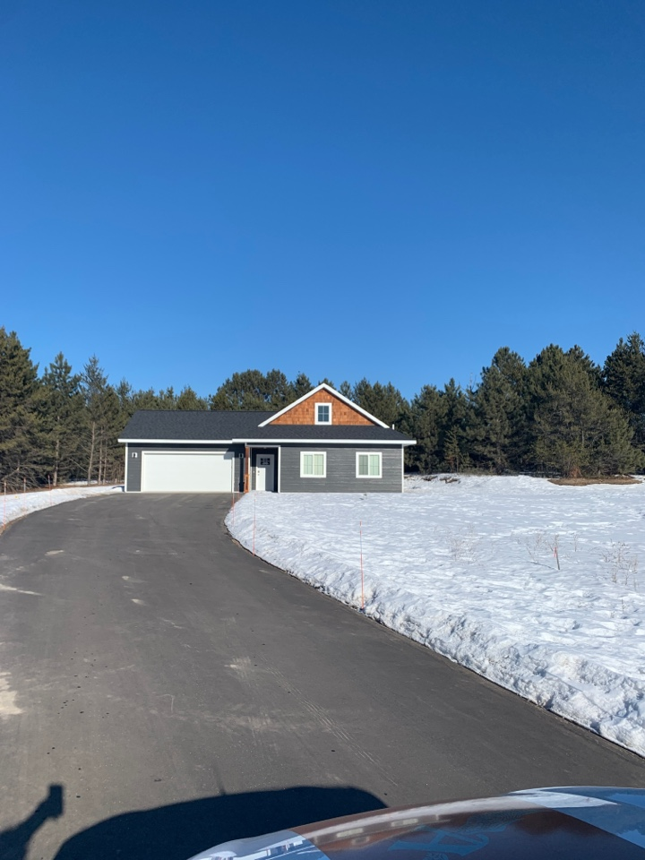 Brainerd, MN - New home  Construction is the best time to call Advantage Seamless gutters protect your investment for the life of your home always call advantage seamless gutters