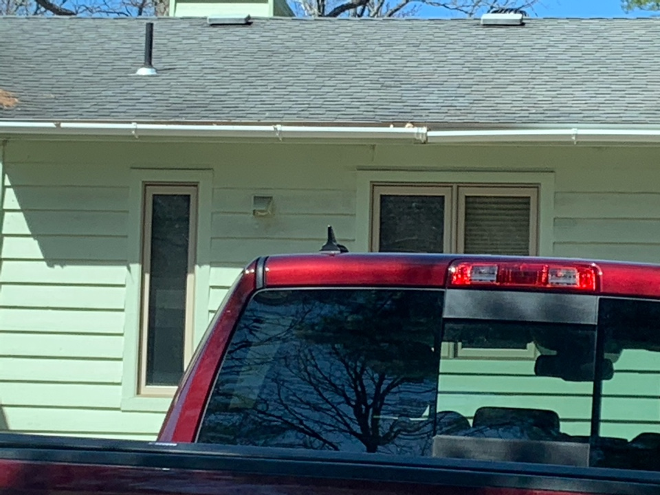 """Crosslake, MN - replace those plastic dripping Gutters with Seamless at aluminum gutters from it Advantage seamless gutters 5 inch 6"""" clog free no more Pineneedles no more dripsYour gutter expert in Crosslake Pequot Lakes the Whitefish Trail go late chain Lake country"""