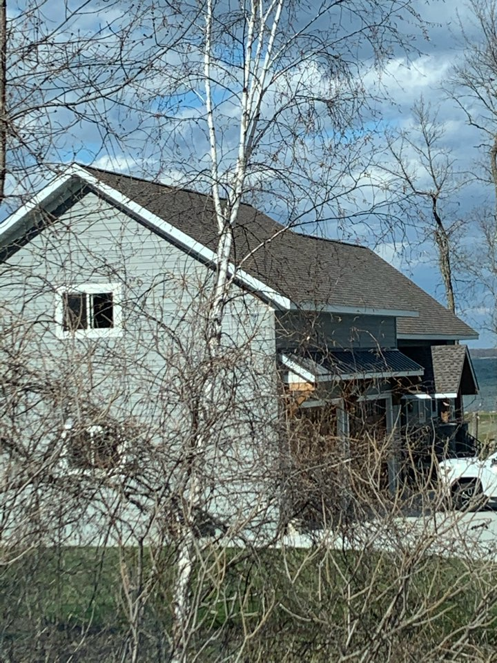Brainerd, MN - New home construction is the best time to add seamless gutters with Valor gutter protection call Advantage Seamless Gutters your gutter expert in the lakes area lake country all throughout Minnesota and Central Iowa best gutters ever