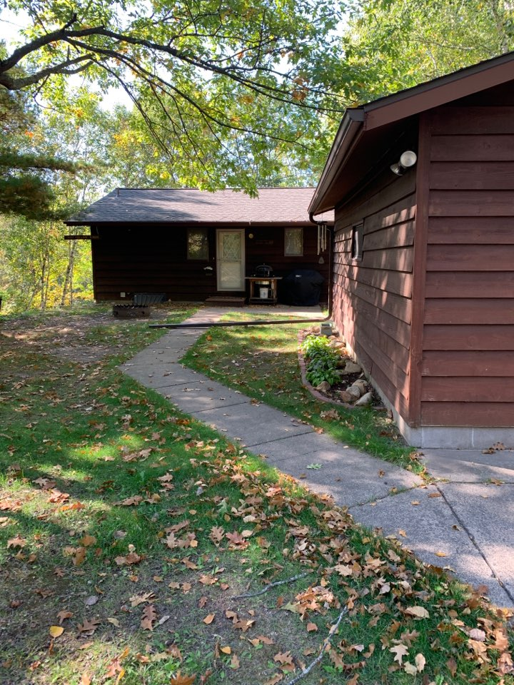 Fifty Lakes, MN - Call Advantage Seamless Gutters for a free rain gutter estimate. Valor leaf guard protection.