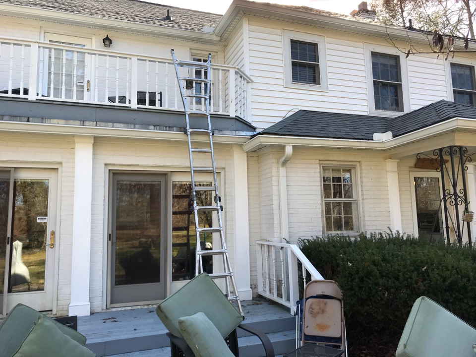 Knoxville, TN - Downey Residence quoting roof and flashing repairs