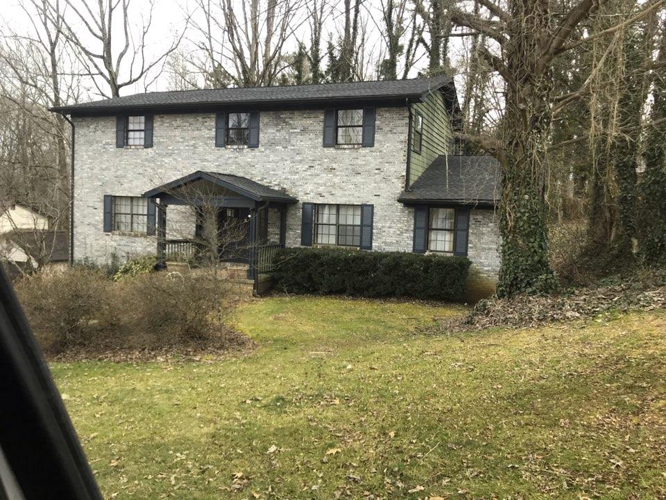 Knoxville, TN - Roof repair estimate