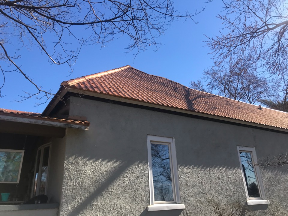 Knoxville, TN - Metal roof repair estimate