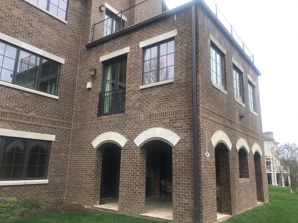 Knoxville, TN - Custom drip edge and flashing quote in West Knoxville
