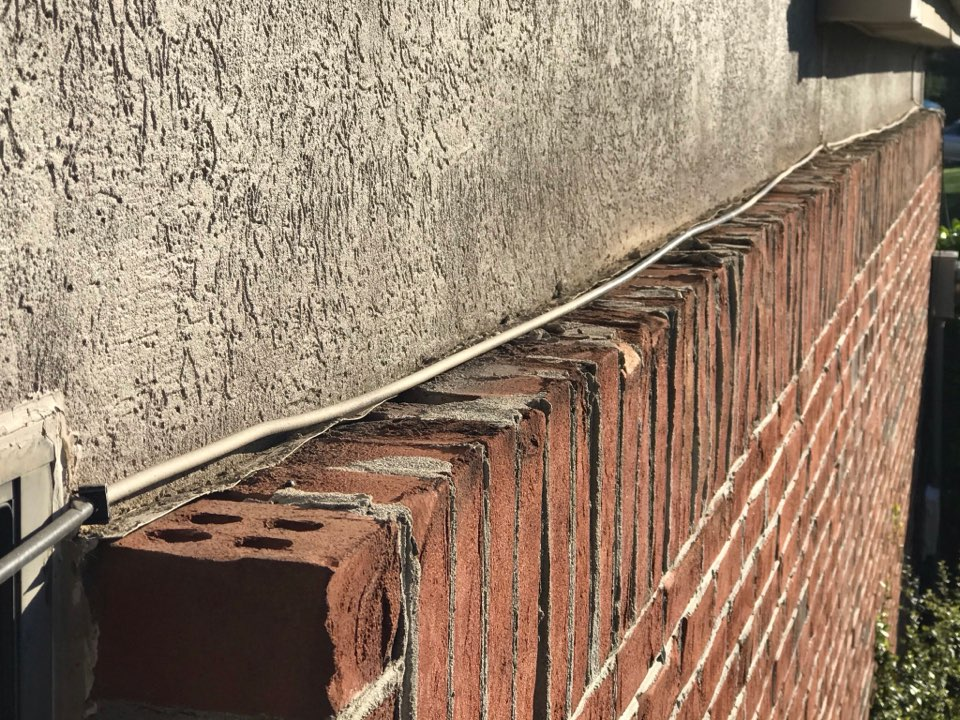 Knoxville, TN - Wall flashing replacement