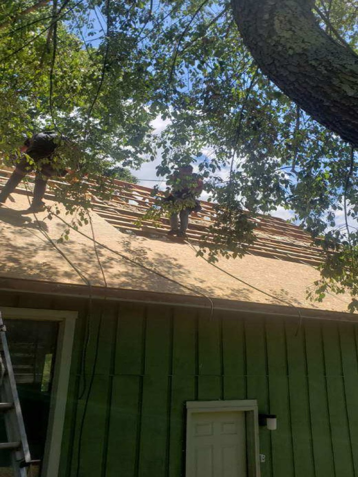 Knoxville, TN - Owens corning roof installation