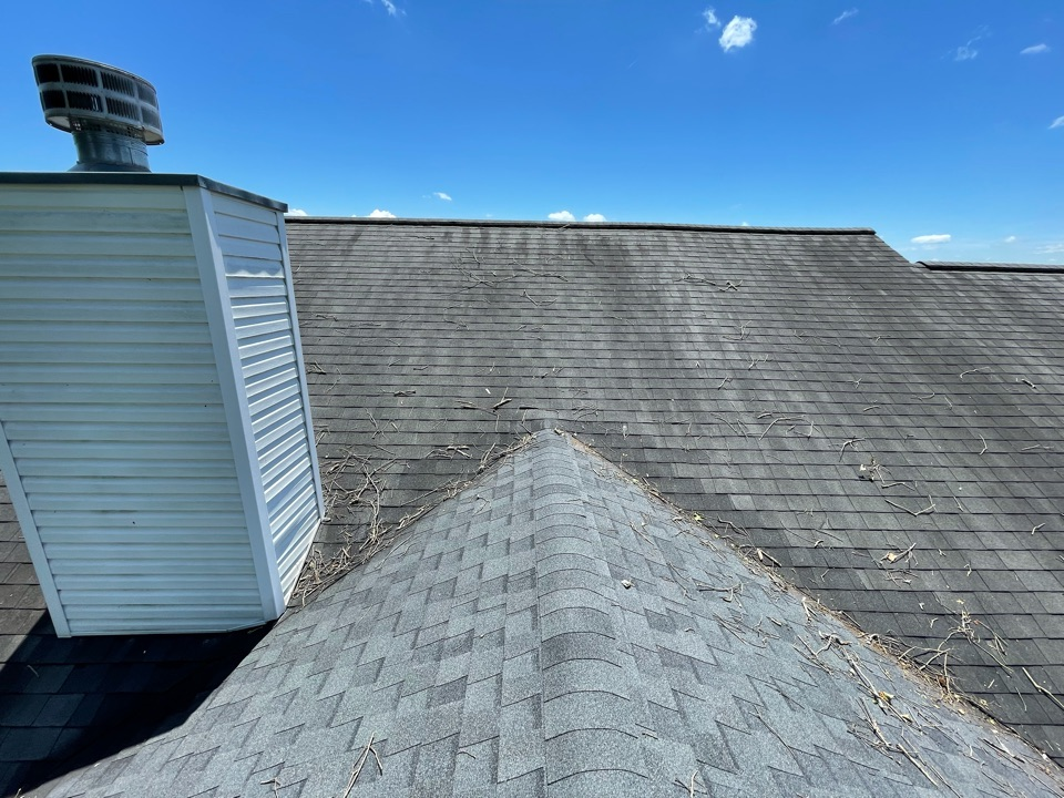 Knoxville, TN - Storm damage repair quote