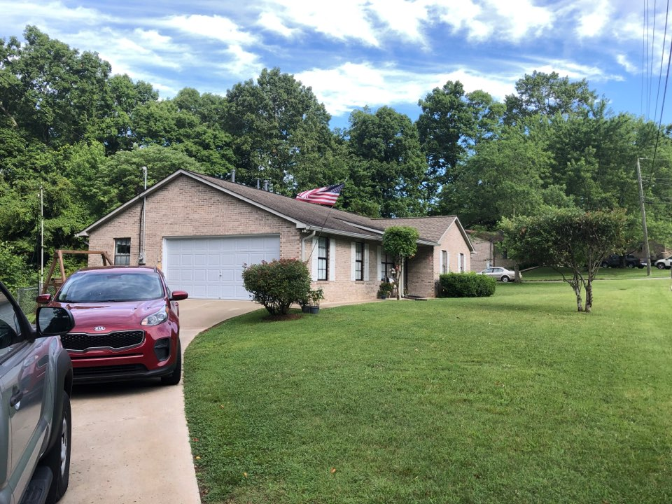 Knoxville, TN - Here to inspect this roof for hail damage
