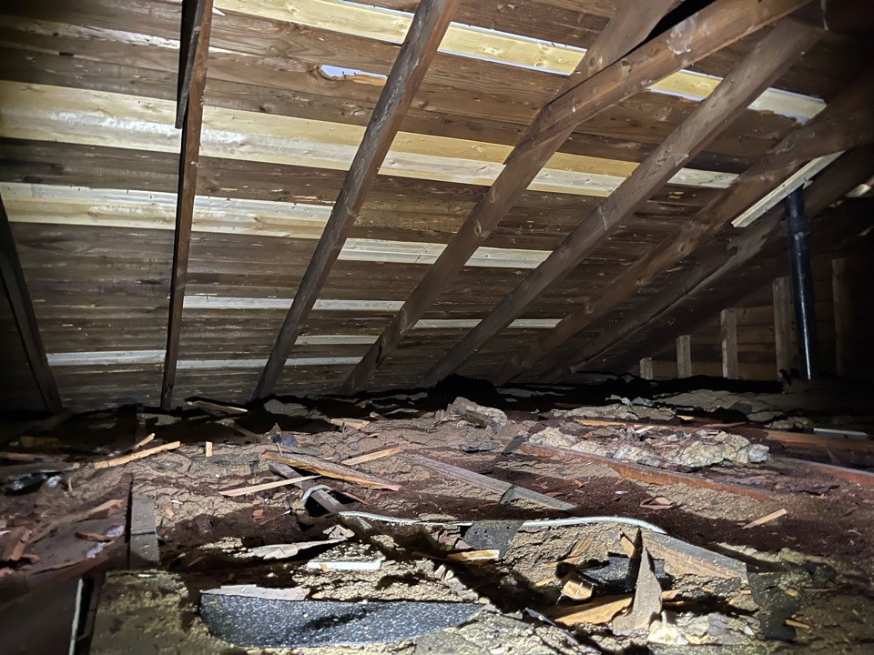 Knoxville, TN - Quoting repairs and replacement