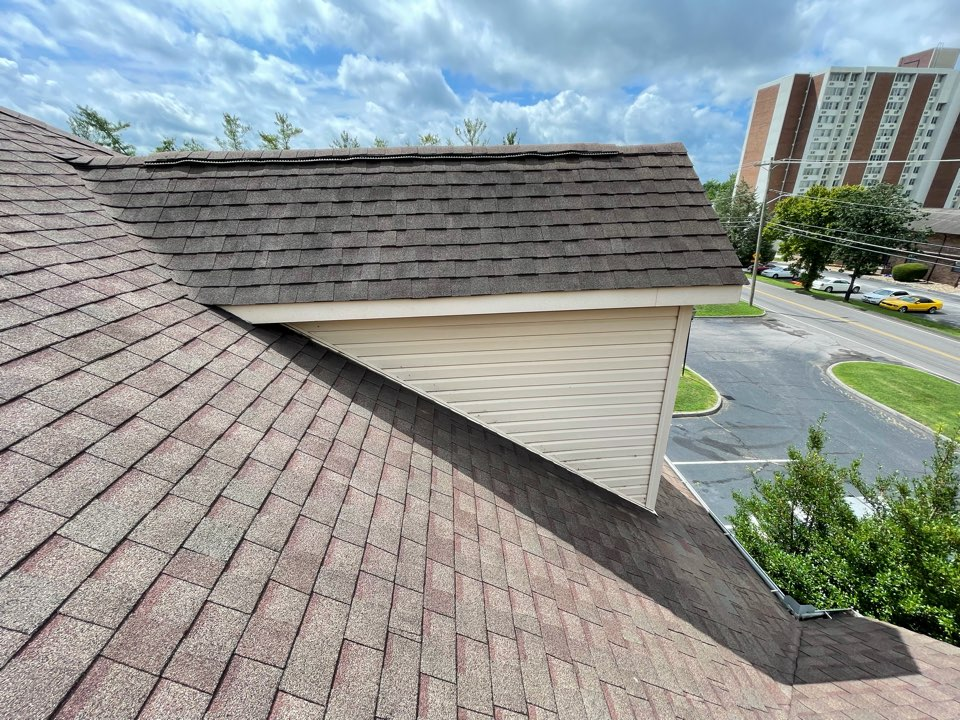 Knoxville, TN - Quoting flashing repairs
