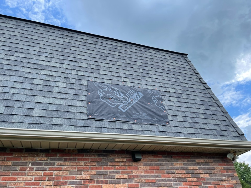 Knoxville, TN - Full roof replacement appointment