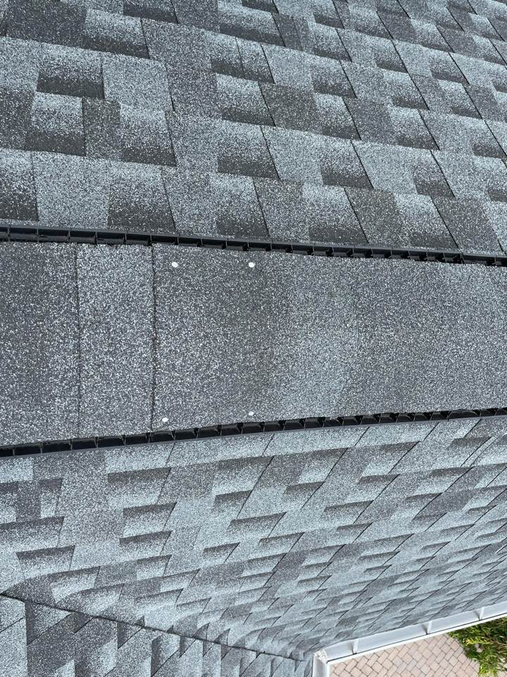 Knoxville, TN - Quoting roof repair