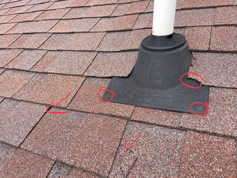 Knoxville, TN - Roof repair quote