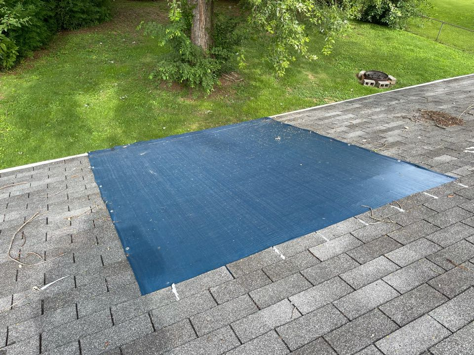 Knoxville, TN - Roof replacement quote