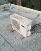 Albuquerque, NM - Carrier ductless split system. Service and maintenance.