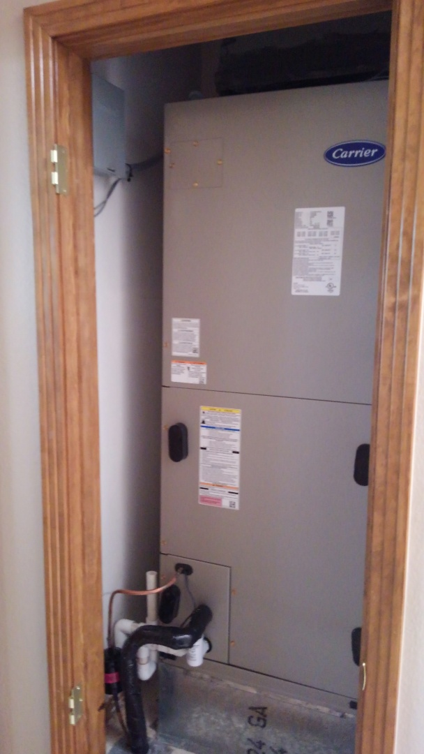 Albuquerque, NM - Another quality install done by AirPro.