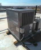 Albuquerque, NM - Routine service on system we replaced 1 year ago.