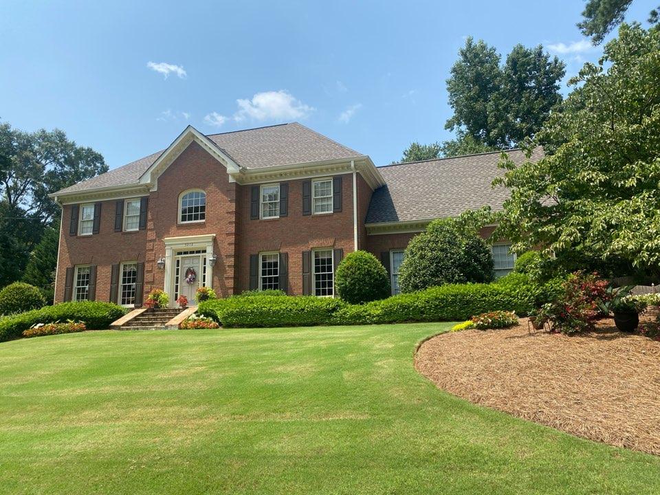 Lilburn, GA - Quick roof repair for family