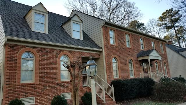 Richmond, VA - Replacing the wood windows in this home soon with a high quality vinyl product!