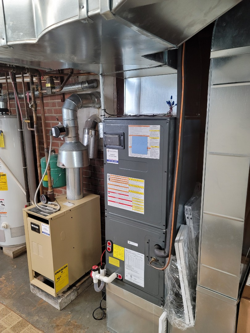 Philadelphia, PA - Heating tune up, performed annual maintenance on weil-mclain boiler.