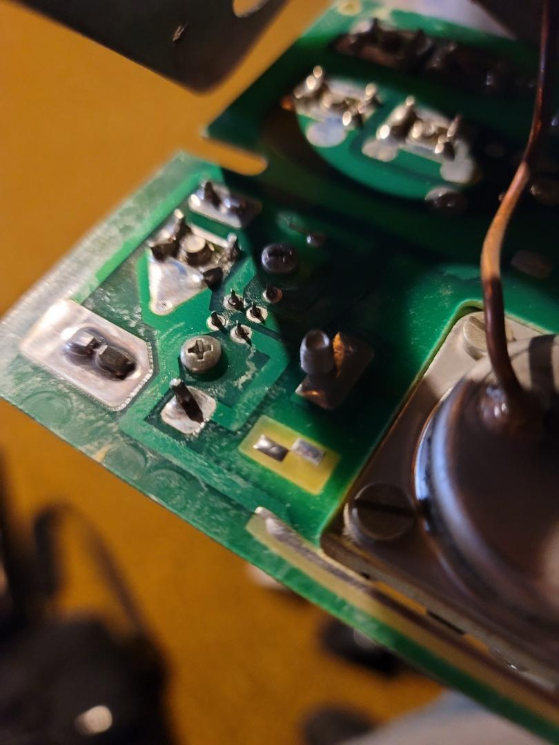 Bensalem, PA - Heating service call. Performed Heat Pump control board repair on Rheem Heat Pump.