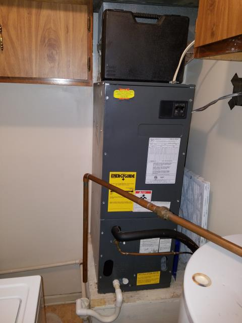 Langhorne, PA - Free estimate heat pump install. old heat pump unit has a bad compressor.  performed diagnostic on heat pump. need to replace compressor or install new Lennox  heat pump or new Goodman heat pump.