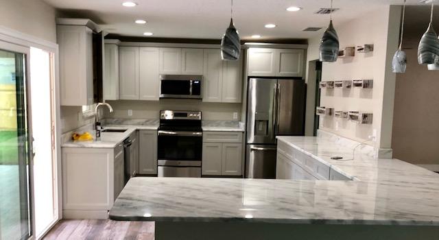 , FL - Whole Kitchen Remodel
