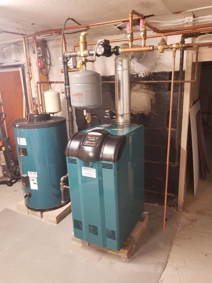 Beacon, NY - Burnham Gas Boiler and Water Heater Maintenance.