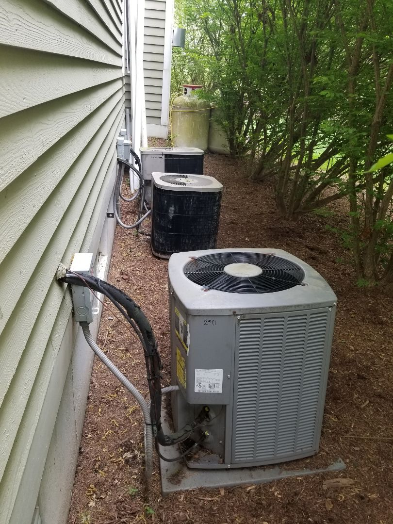 Philipstown, NY - Goodman AC system check up for cooling season.