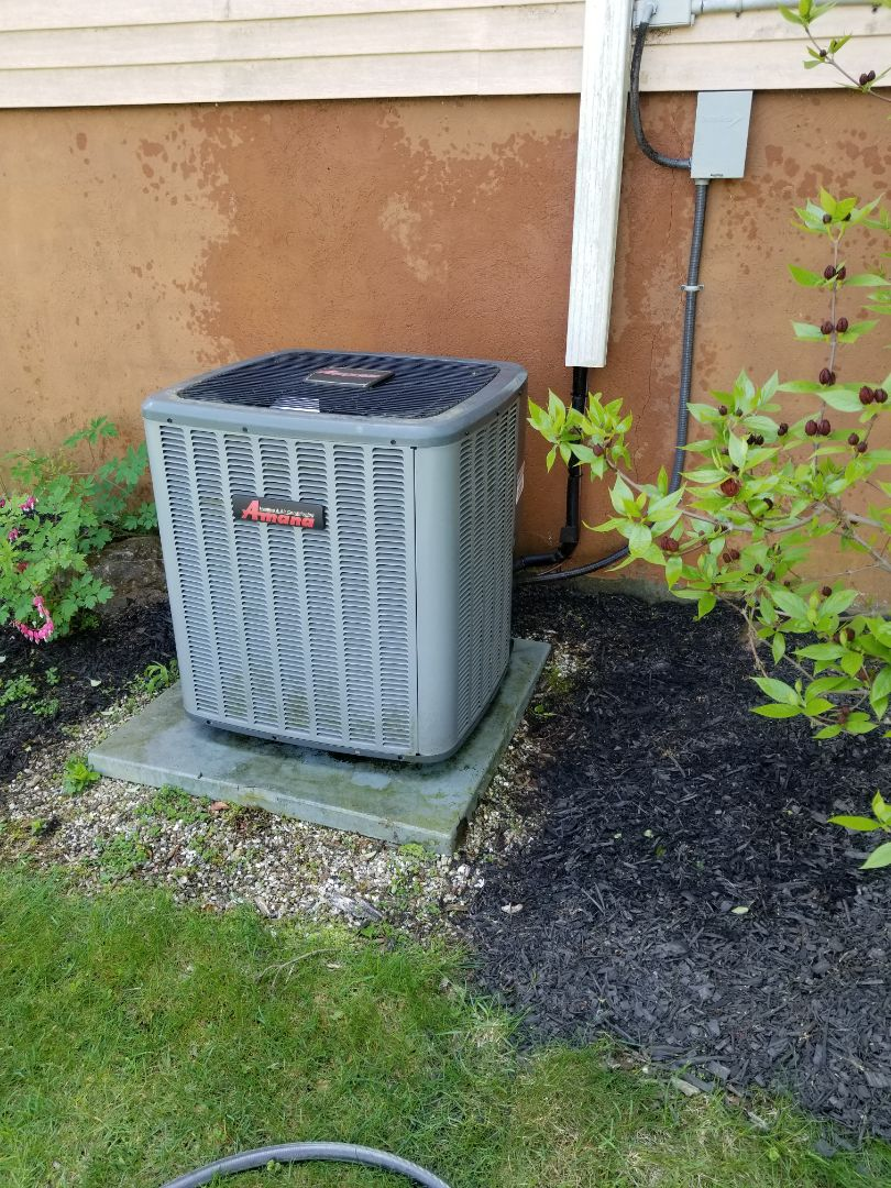 Modena, NY - Amana 16 SEER Two Stage Central AC annual Service and Tune up