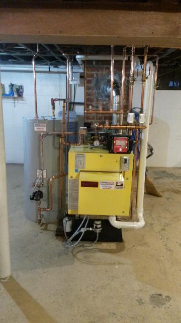 Wappingers Falls, NY - System 2000 Installation