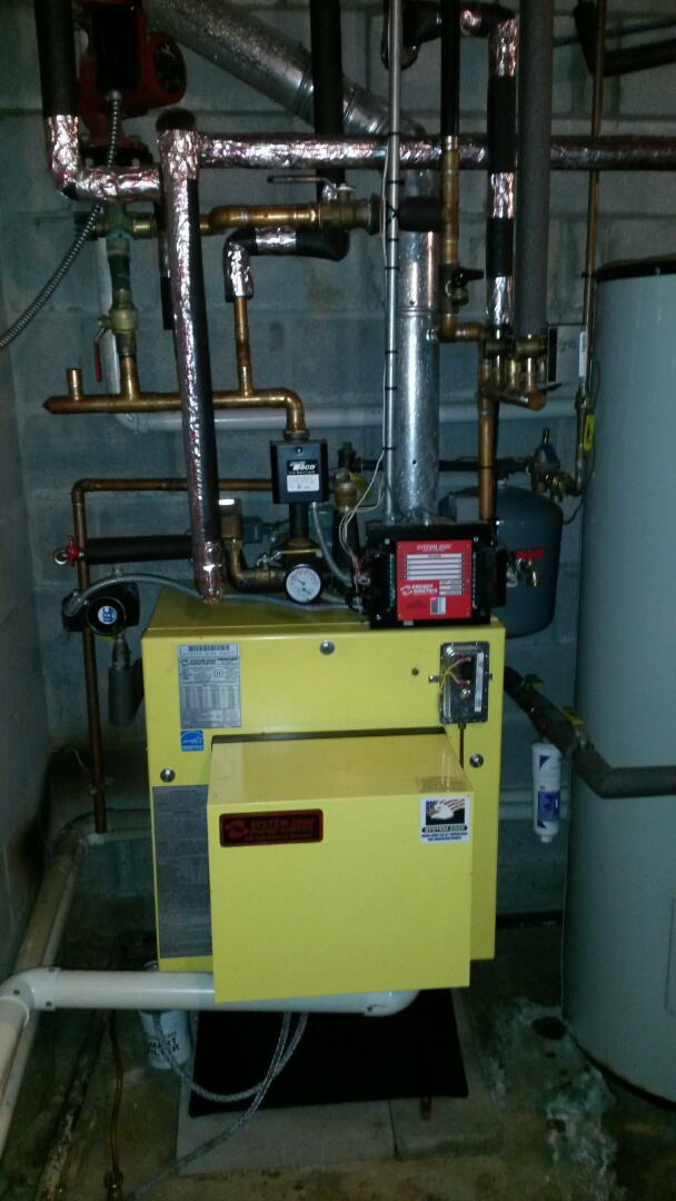 Mahopac, NY - System 2000 Oil Boiler Tune Up.