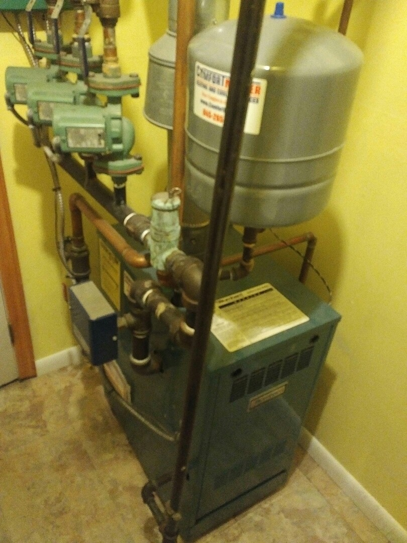 Hopewell Junction, NY - Gas boiler tune up