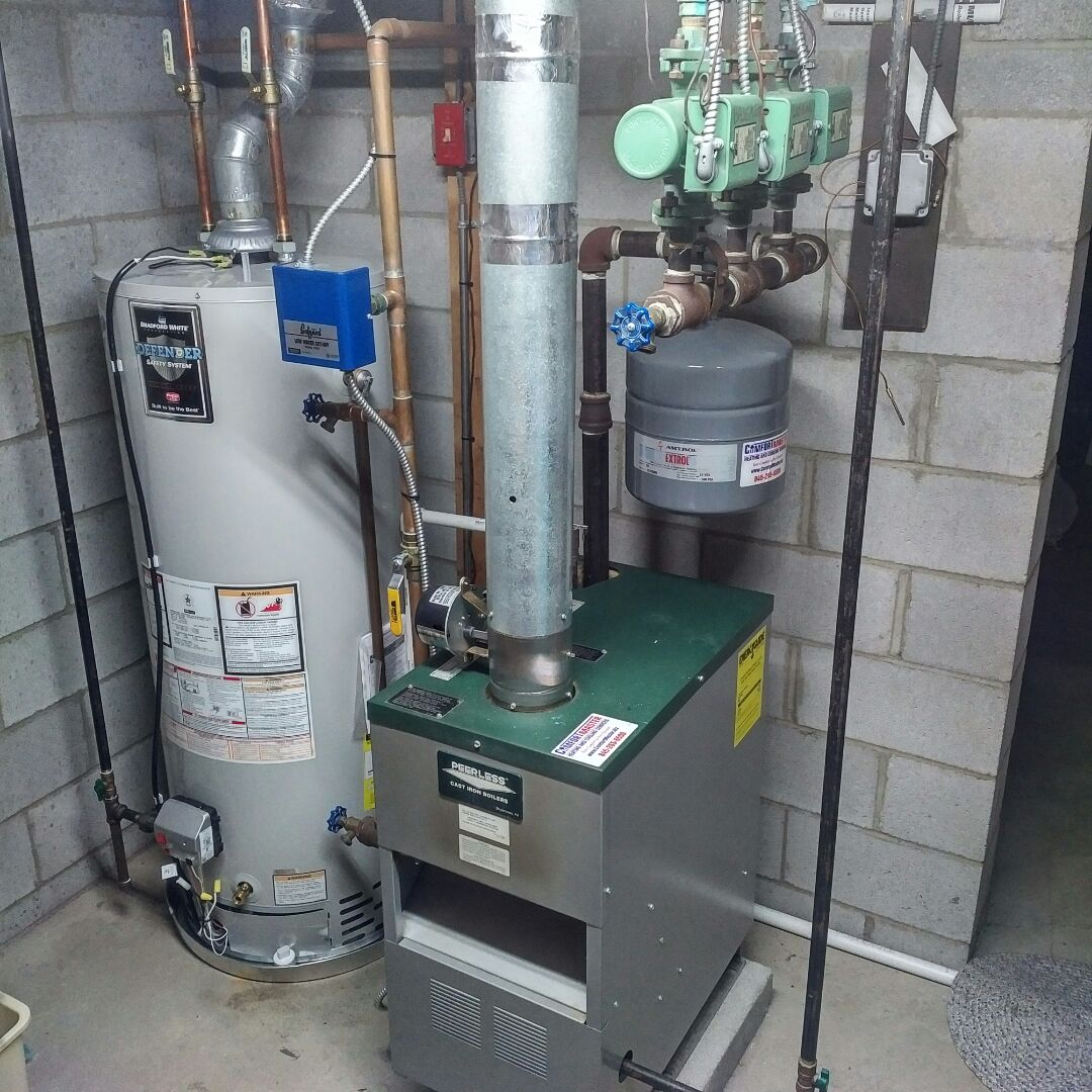 Fishkill, NY - Gas boiler tune up and inspection