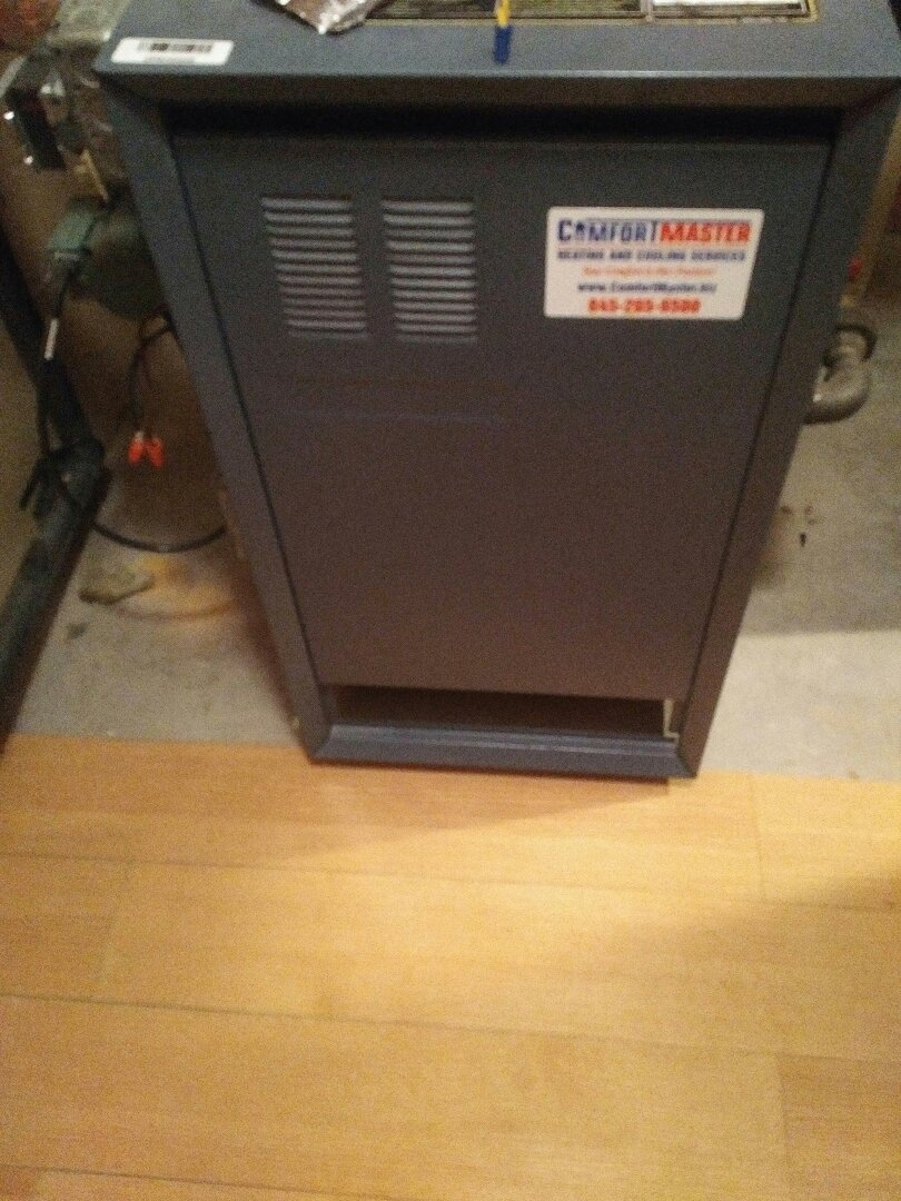 Poughkeepsie, NY - Gas boiler tune up
