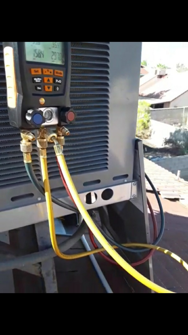 Las Vegas, NV - Air conditioning check up