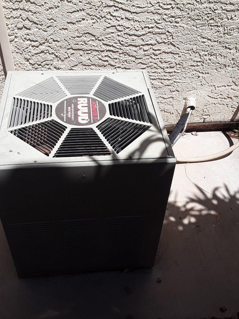 Las Vegas, NV - Heatpump repair