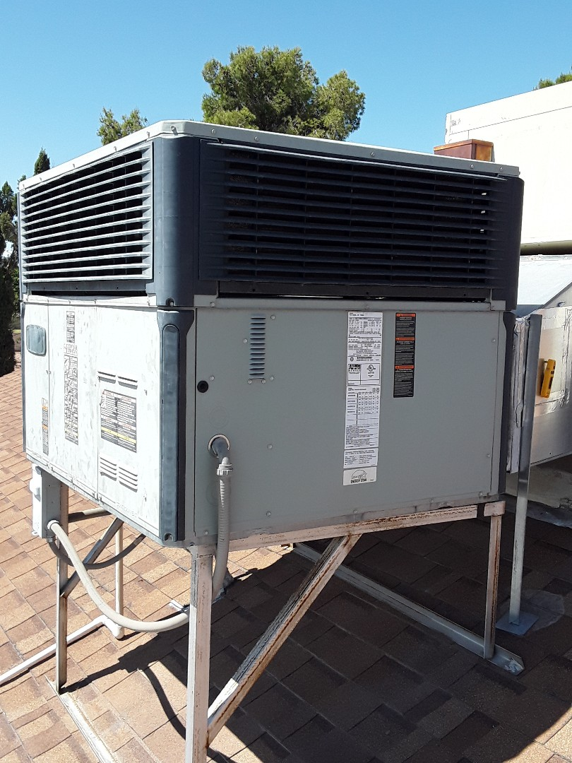 Las Vegas, NV - American standard heat pump package system maintenance and service!!