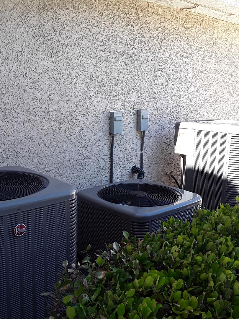 Las Vegas, NV - New A//C and Furnace Replacement
