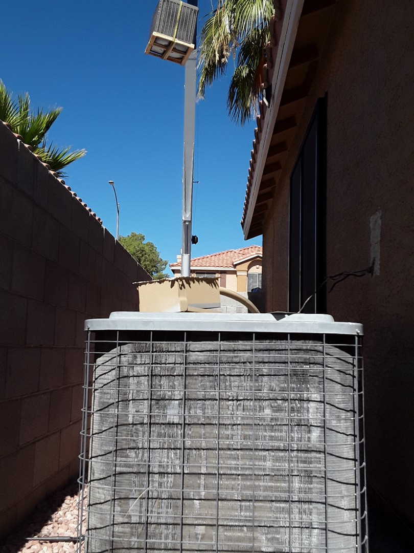 Las Vegas, NV - New system replacement