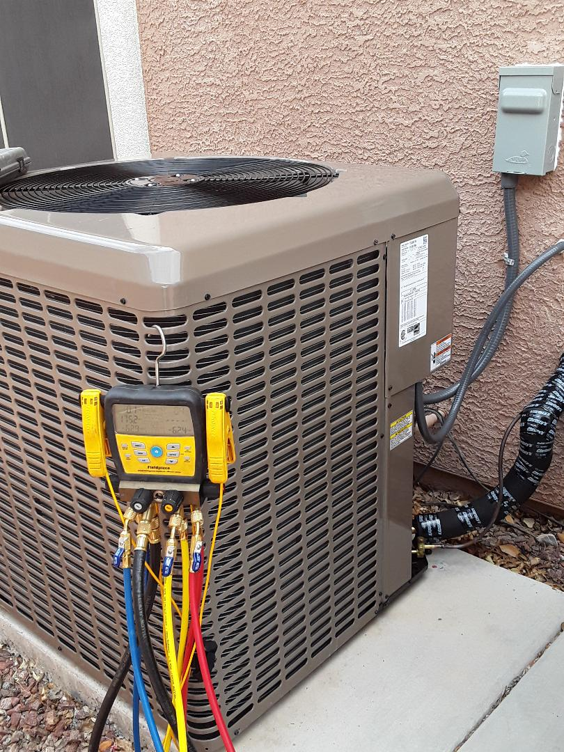 North Las Vegas, NV - System replacement HVAC
