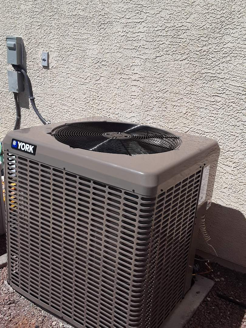 North Las Vegas, NV - HVAC system replacement