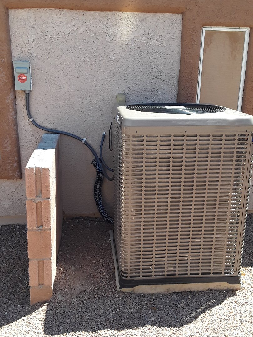 North Las Vegas, NV - AC System replacement unit York