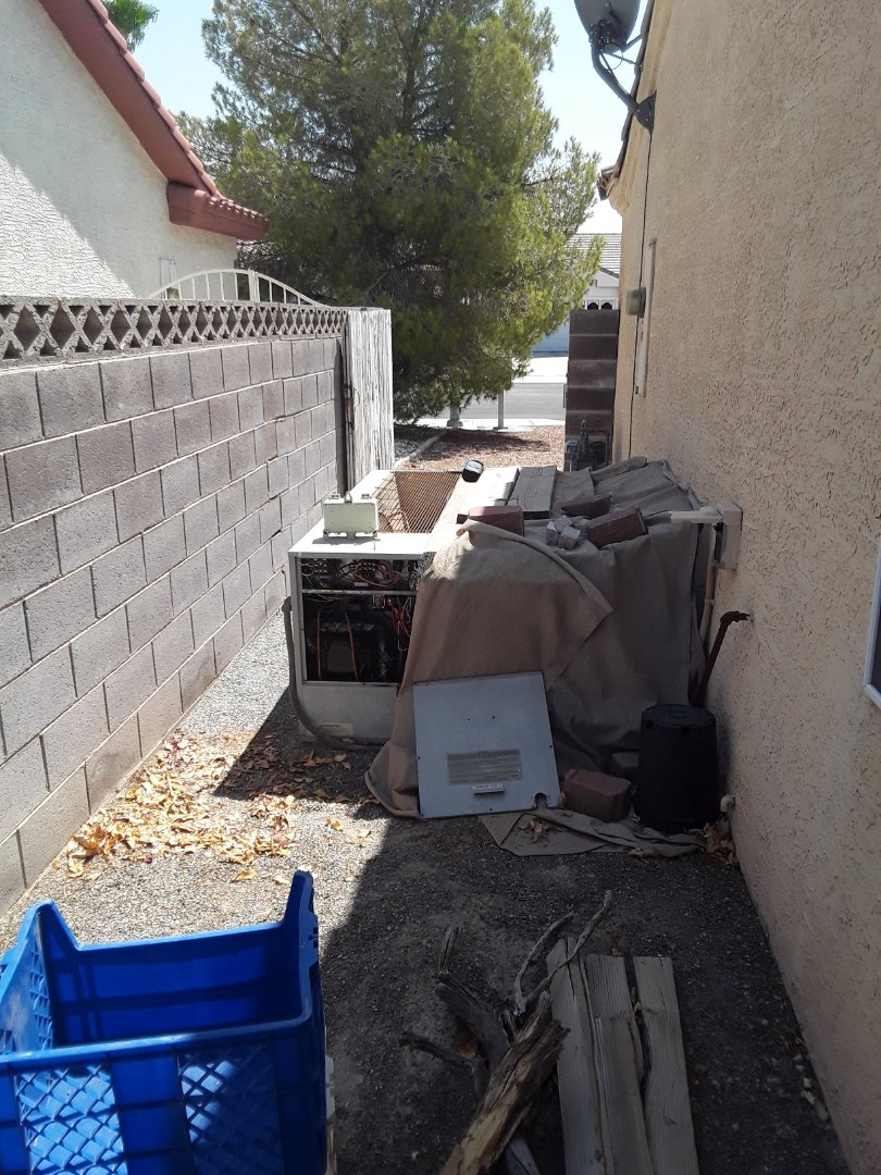 Las Vegas, NV - Evaluated intermittent problem on a package unit
