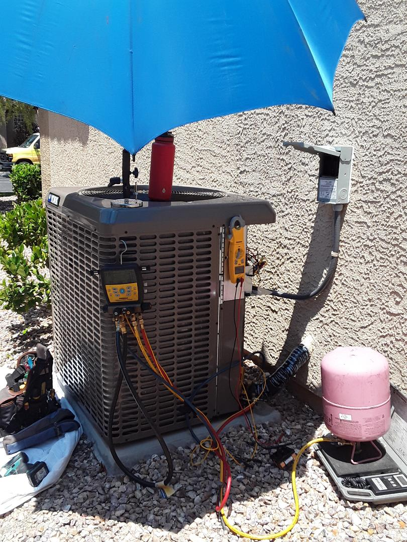 Henderson, NV - AC SYSTEM REPLACEMENT YORK UNIT.