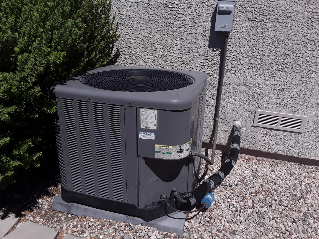 Henderson, NV - Rheem tune-up in sun city Henderson Macdonald ranch by right now air!!