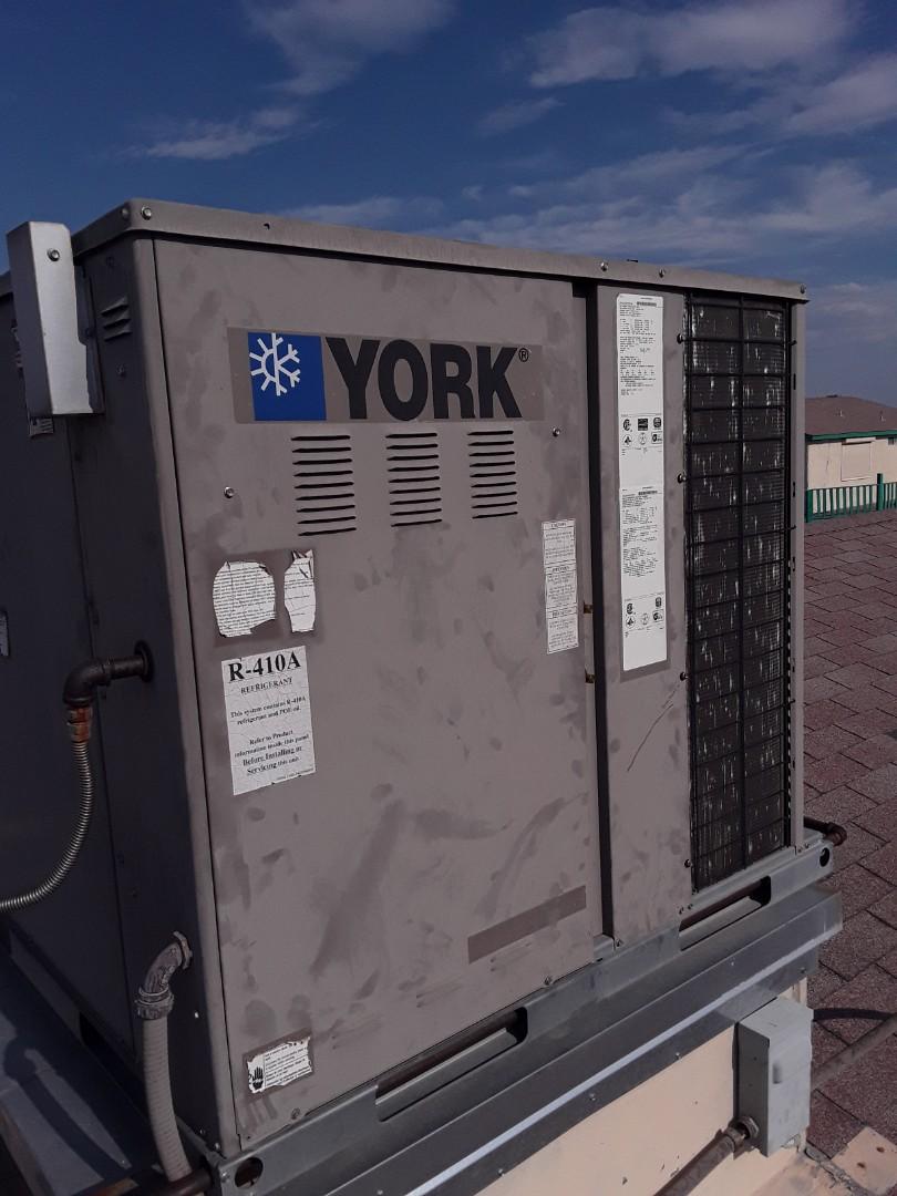 Las Vegas, NV - York gaspack tune up!