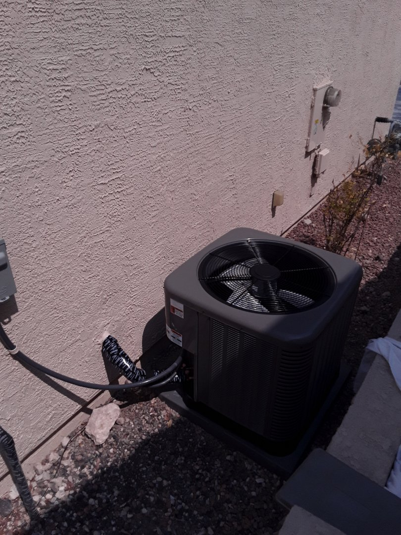 Henderson, NV - AC New system replacement new Rheem
